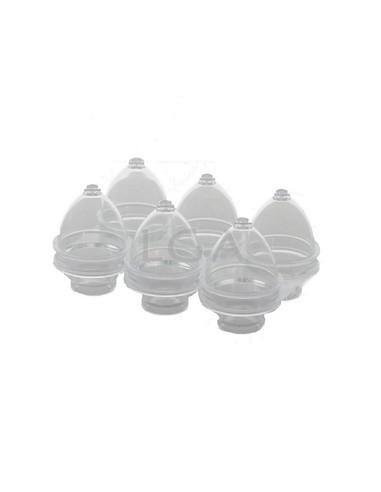 Formen für die Herstellung von Zäpfchen