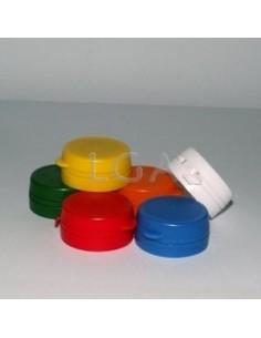 Couvercles inviolables pour piluliers 30 et 50 ml