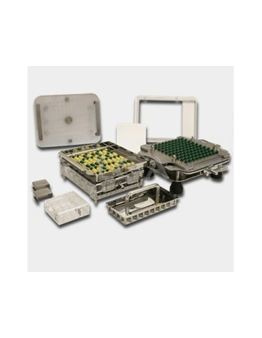Kit gélulier à chargeur, à taille interchangeables, système ProFiller 1100, pour 100 gélules