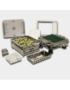 Kit gélulier à chargeur, à taille interchangeables, système ProFiller 1120, pour 120 gélules