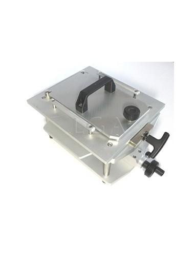 Kit QB 100 encapsulador de cápsulas con cargador, con placas intercambiables, para 100 cápsulas