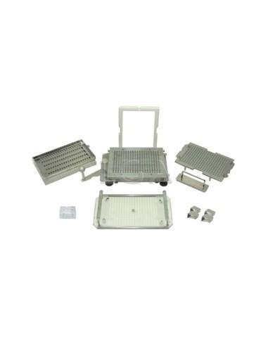 Kit ProFiller 3600, capsulatrice con caricatore, con piastre intercambiabili, per 300 capsule