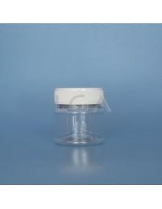 Pot vissant cristal- transparent