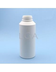 Pilulier plastique blanc...
