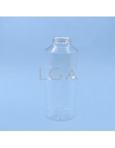 Pilulier plastique cristal...