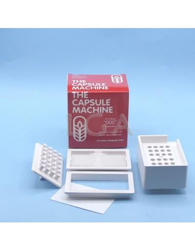 Manual capsule filler, The Capsule...