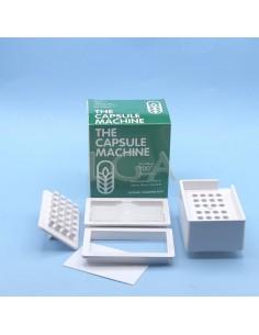 Encapsulador, The Capsule Machine, para 24 cápsulas