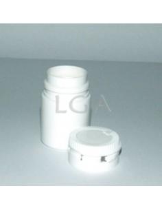 Couvercles inviolables pour piluliers 15ml