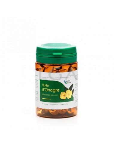 Soft capsules with evening primrose oil