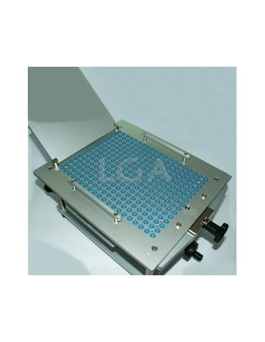 Gélulier à chargeur QB, à plaques interchangeables, pour 300 gélules