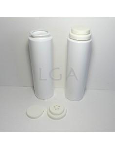 Poudreur PVC 5 trous - 250ml