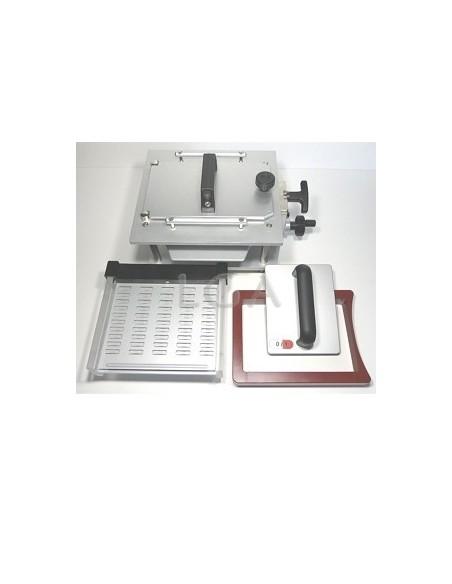 Kit Gélulier à chargeur QB 100, à plaques interchangeables, pour 100 gélules