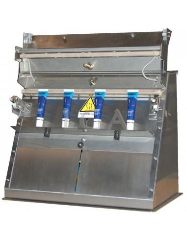 plastic tubes welder STP-100