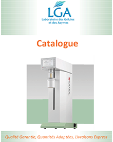 Catalogue LGA